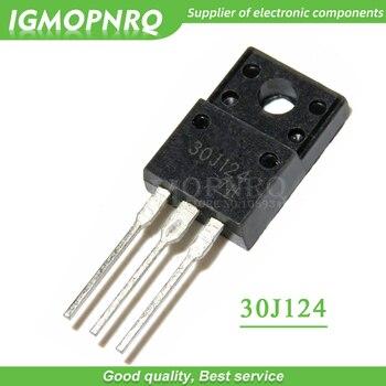 10 Uds 30J124 GT30J124 TO220 LCD tubo de plasma de uso común nuevo Original envío gratis
