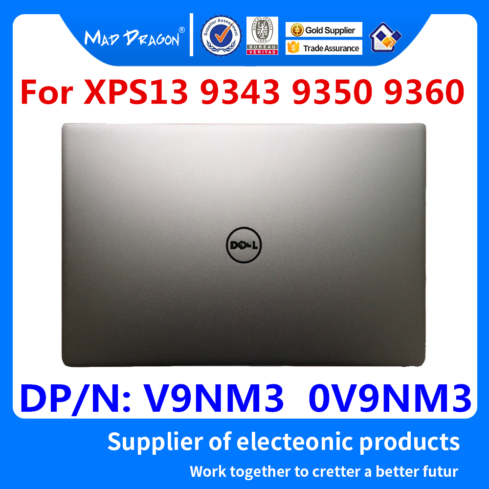"""13.3/"""" FHD LCD LED Screen Non-Touch Assembly For Dell XPS 13 XPS13-9343"""