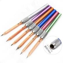 Металлический держатель для карандаша вращающийся одноголовый