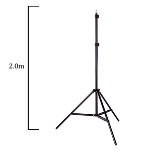 Image 5 - Photography Softbox Lightbox Kit 2PCS Soft Box PCS Light Stand 2PCS 4 Socket Lamp Holder Photo Studio Lighting Equipment