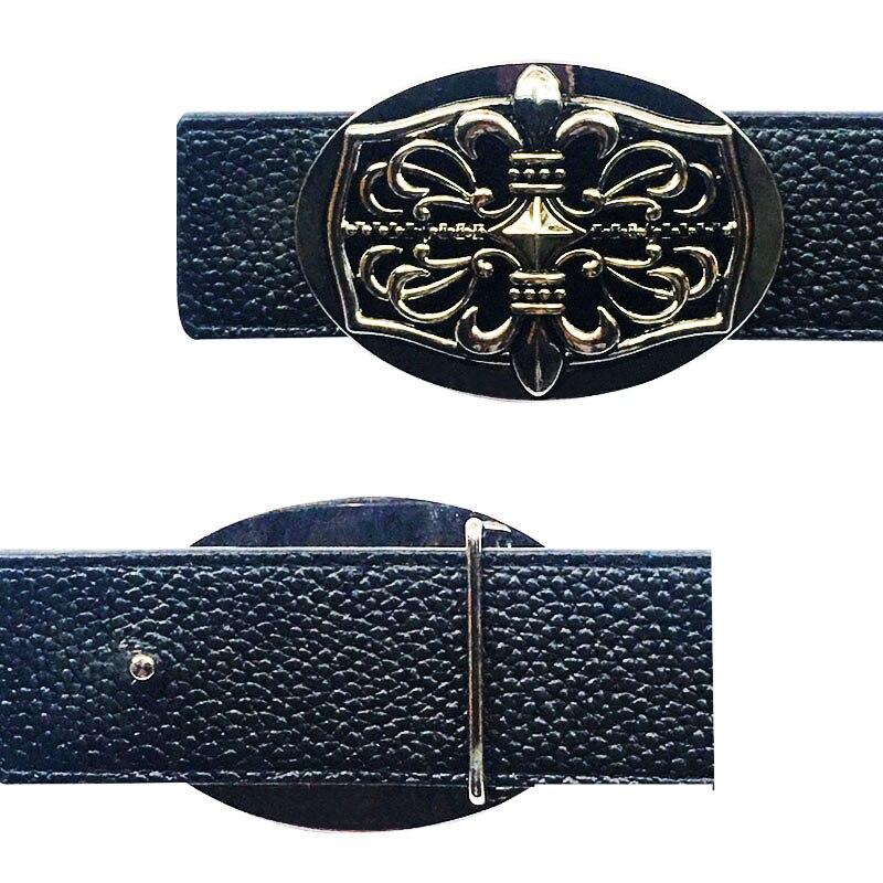 High Quality Metal Accessories Military Men's Belt Buckle Fit 4 Cm Wide Belt