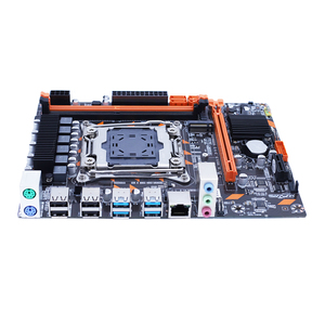 Image 4 - X99 Motherboard Set LGA 2011 3 For Intel E5 2620 V3 CPU 16GB ECC Server RAM Memory 2 Channels M.2 Nvme  LGA 2011 V3 Mainboard