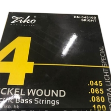 цена на Ziko Dn-045 045-100 Bass Electric Guitar Strings Guitar Parts Musical Instruments Accessories