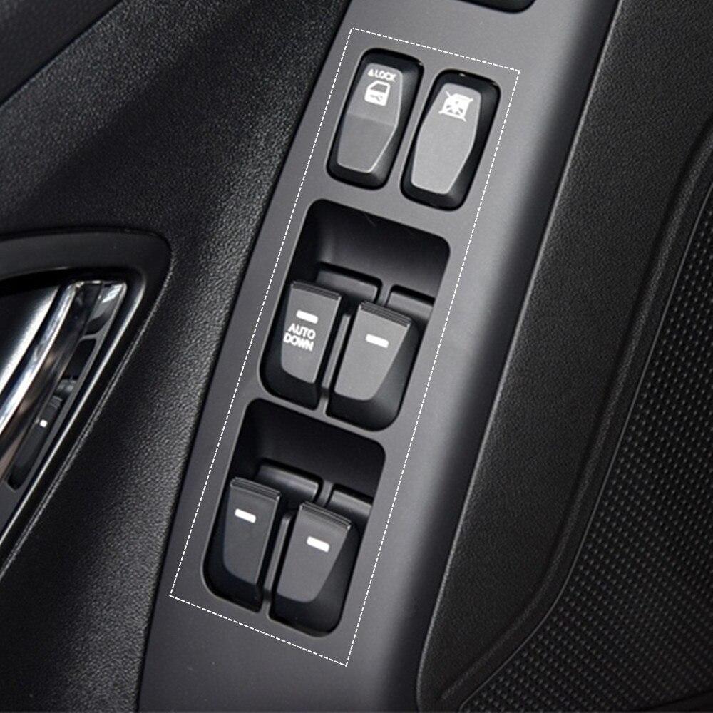 Interruptor da janela mestre de energia do motorista da mão esquerda para hyundai tucson 2.0l 2.4l 2010 2015 93750 2s150 93570 2s1509p interruptor da janela do carro|Chaves do carro e relé|   -