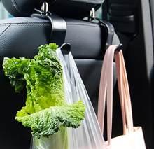 Вешалка-держатель для хранения, крючок для сумок в автомобиле, тканевый крючок для сумок Subaru Impreza, спойлер Forester XV Legacy B4 Outback Sti Tribeca Wrx Brz