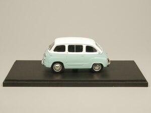 Image 2 - Ist 1:43 fiat 600 multipla diecast modelo carro