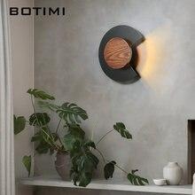 Botimi скандинавский дизайнер 220 В светодиодный Круглый настенная