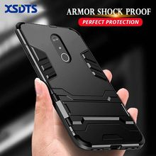 XSDTS Case Voor LG V30 V30S V10 V20 Mini G6 G7 Dunne Q Q6 Q8 K10 K11 2018 Stylo 5 4 3 Shock Proof Telefoon Cover Coque(China)