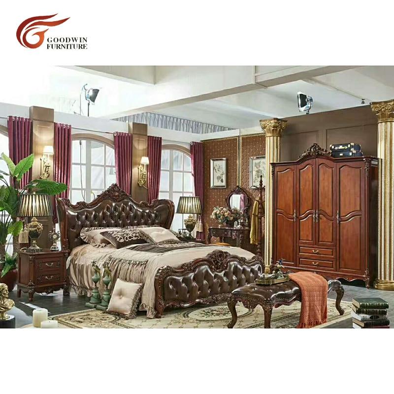 ensemble de meubles pour chambre a coucher lit king size royal de luxe lit d almari fututure chambre a coucher wa589