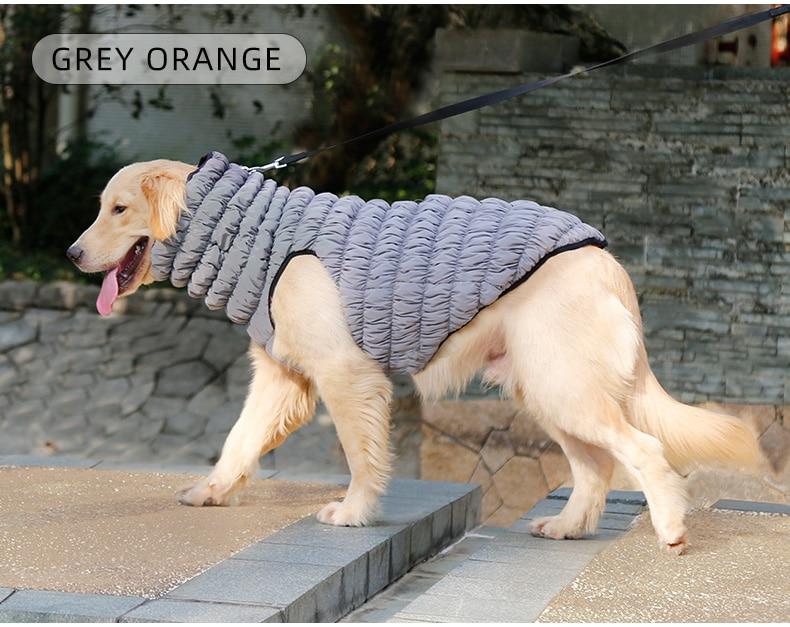 casaco elástico reversível espessamento terno para york