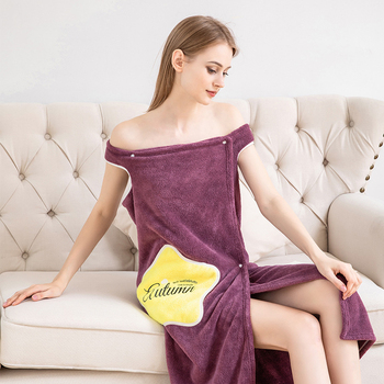 A bath towel suitable for wearing 2