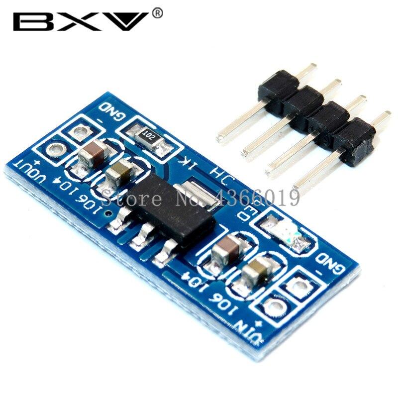 AMS1117 3,3 V 5V Step понижающий модуль питания AMS1117-5.0V блок питания AMS1117-3.3V LDO 800MA