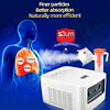 Pneumonia Treatment Nebulizer Inhaler Portable Vaporizer Medical Equipment Mask Health Care for Children Adults Steaming Devices