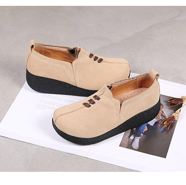 Sapatos de Camurça Das Mulheres do Sexo