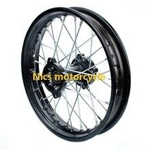 Dirt Bike 15 мм подшипник 18,5 90/100- 14 дюймов задние колеса, диски PIT PRO Trail Bigfoot Dirt Bike центральное отверстие 125-150CC