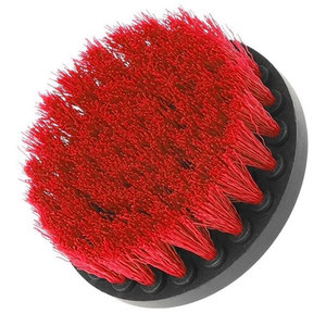 Image 2 - Vehemo 4 Inch Stainless Steel + Plastic Drill Ball Brush Electric Drill Ball Brush Cleaner Pratical Cleaning Products