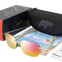 Мужские поляризованные солнцезащитные очки komohana брендовые