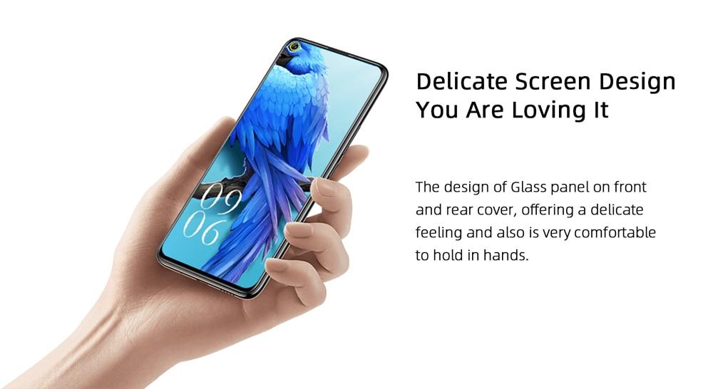ELEPHONE U3H Helio P70 Octa Core Smartphone Better Than Xiaomi Mi 10 Redmi Note 7 Note 8 6.53 FHD+ 128GB  256GB 24MP Selfie 48MP Dual Camera NFC Android 10 Mobile Phone (9)