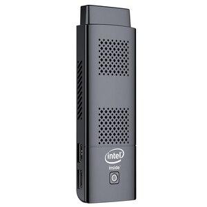Четырехъядерный Мини ПК-накопитель Intel N4100 4 Гб LPDDR4 128 ГБ eMMC 2,4G/5,0G WiFi Bluetooth 4,2 HDMI 2,0 4K 60Hz 2xUSB3.0 Windows 10