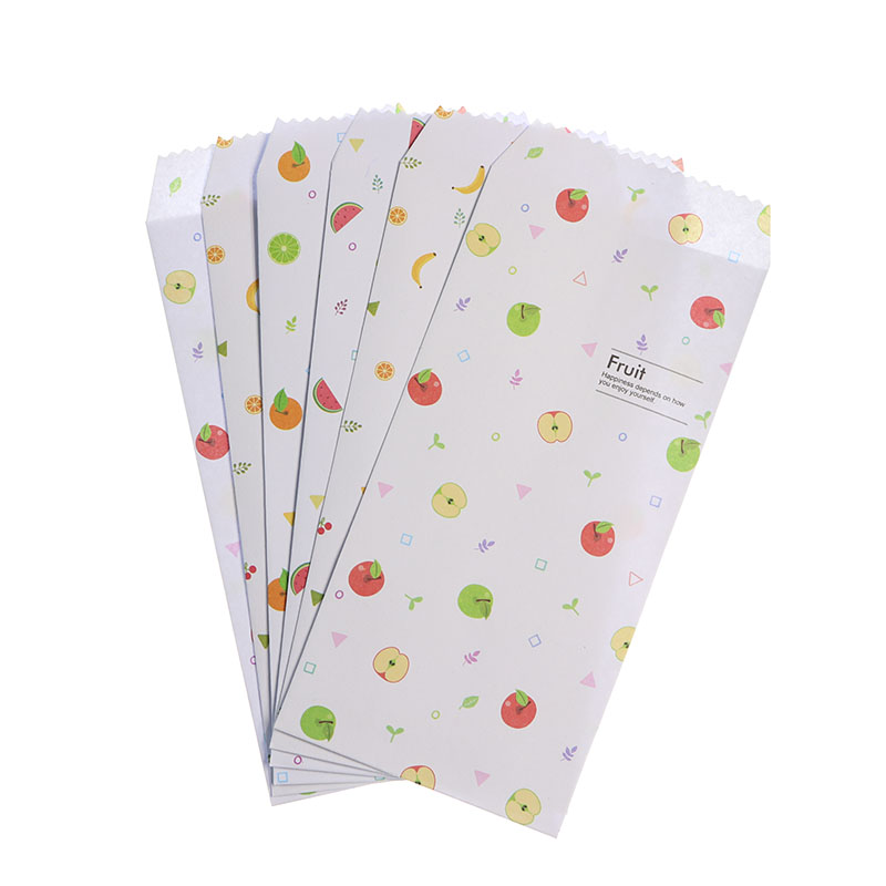 6 Pieces / Batch Of New Broken Flowers Grass Envelope Postcard Aviation Stationery Wedding School Office Mail Paper Envelope Bag
