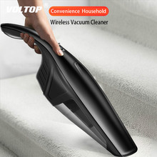 Electrical Car Vacuum Cleaner Interior Accessories Wireless Dry and Wet Cleaning Tool Household Handheld Cordless Vacuums все цены