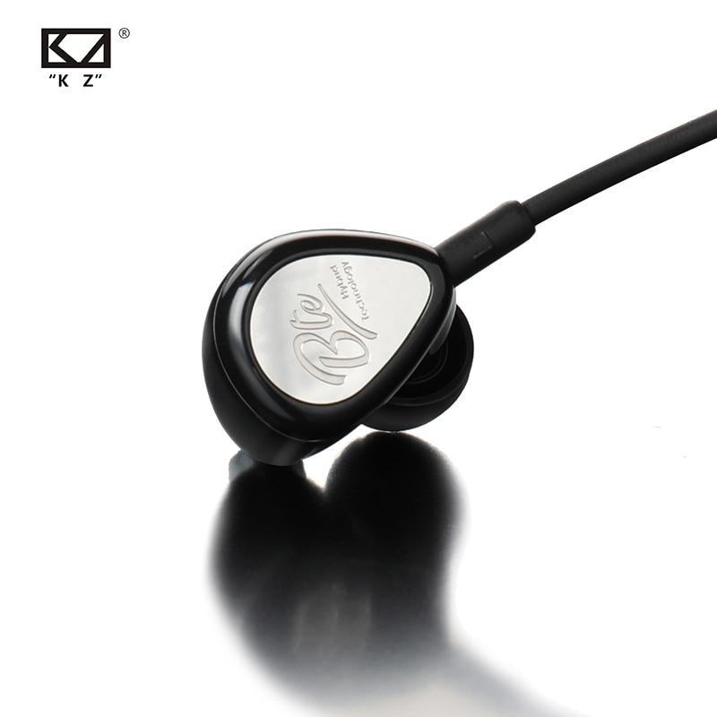 Image 3 - AK KZ BTE Bluetooth BA DD In Ear Earphone Hybrid Headphone HIFI  Bass Noise Cancelling Earbuds With Mic APTX MIC ZS5 ZS6 AS10 ZSTPhone  Earphones