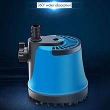 220V 25/35/45/60W Home Submersible Water Pump Waterfall Fountain for aquarium fish tank EU Plug