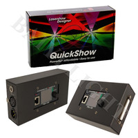 Free Shipping Ishow3.0 and Pangolin Quickshow Laser Software for professional Laser Stage Lighting DJ Effect Projector