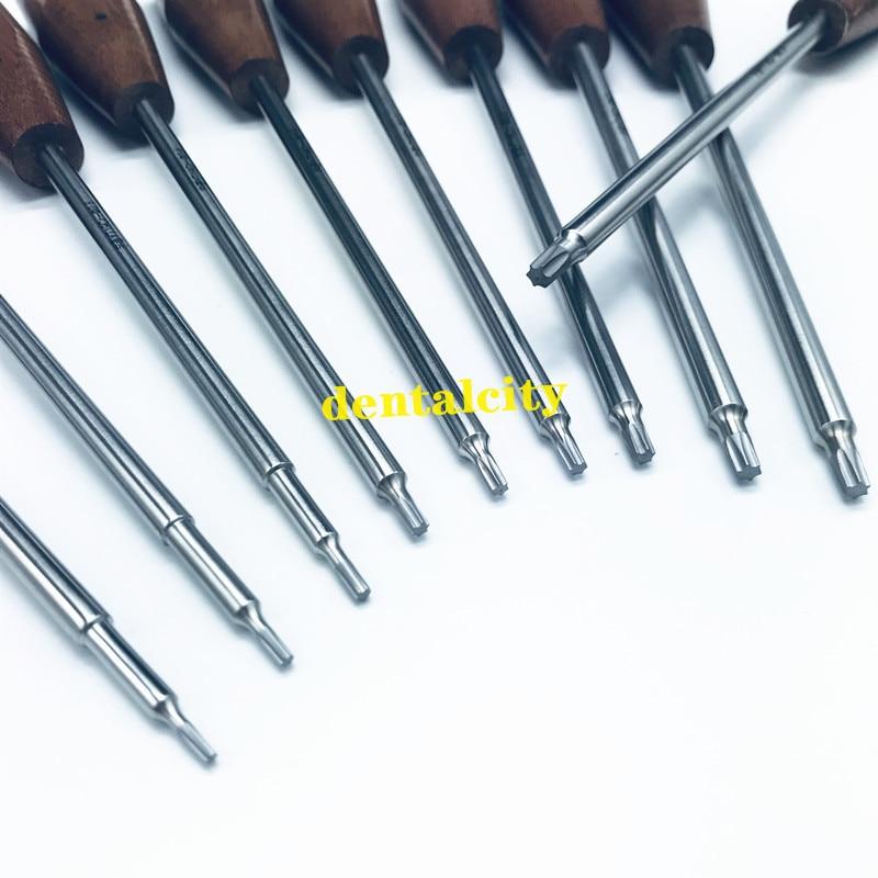 Bone Screw Driver 2.0mm-5.0mm Veterinary Orthopedics Instruments