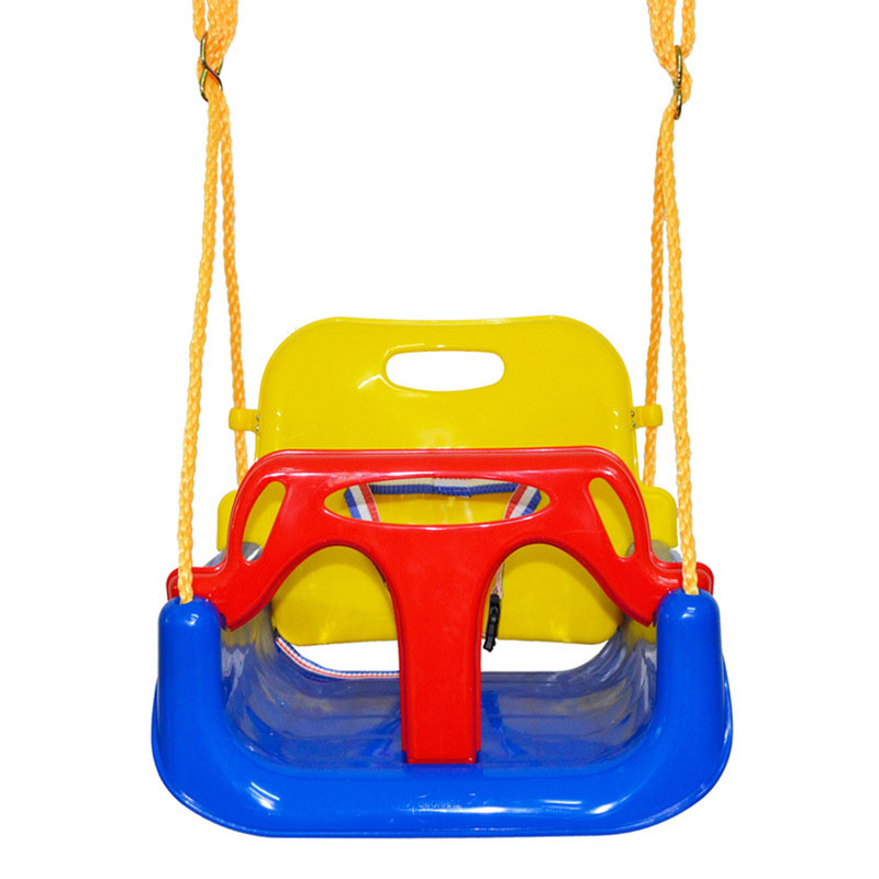 Children's Family Indoor Three-in-one Swing Baby Child Outdoor Swing Parent-child Interactive Toys