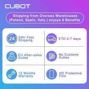 "Image 5 - Cubot Questกีฬาโทรศัพท์Helio P22 Octa Core 5.5 ""4GB + 64GB 4000MAh android 9.0 Cellphone4G LTE Dualกล้อง12.0MP"