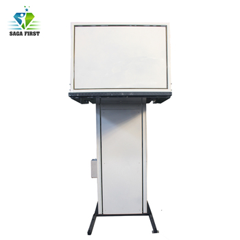 CE Certified Custom Height Vertical Platform Lift For Wheelchair Lifting
