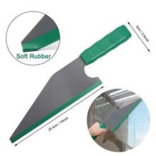 EHDIS مكشطة مطاطية لنوافذ السيارة ، أداة تنظيف مضادة للانزلاق ، ممسحة ، غبار ، ثلج ، فرشاة منزلية