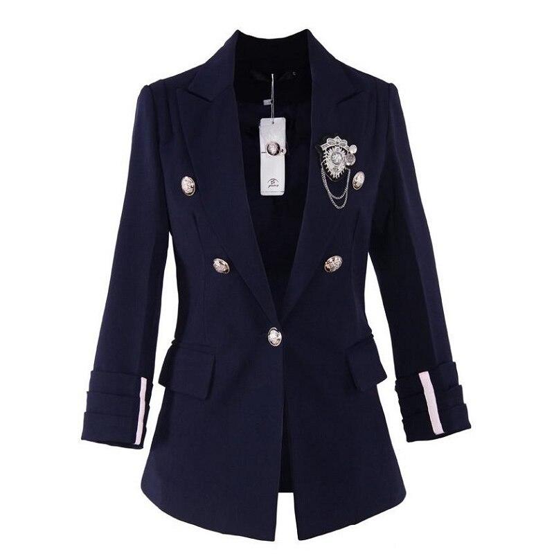 2019 New Arrival Autumn All-match Women's Blazer Outerwear Women's Short Design Autumn Female Blazer Wholesales
