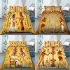 Home Living Luxus 3D Indische Totem Print 2/3Pcs Komfortable Bettbezug Kissenbezug Bettw��sche Sets EU/UNS/AU Gr����e