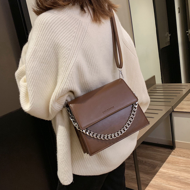 Fashion PU Leather Shoulder Bag Classic Soft Women Messenger Bag Luxury Handbags Designer New Women Handbag Travel Female
