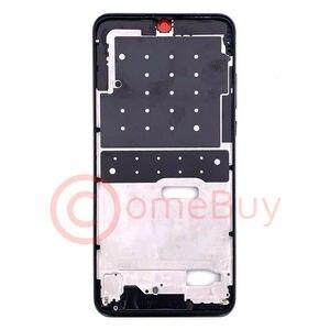 Image 3 - フロントフレーム Huawei 社 P30 Lite ミドルベゼルミッドハウジング P30 Lite MAR LX1m LX1a LX3a 前面プレート huawei 社ノヴァ 4e フレーム