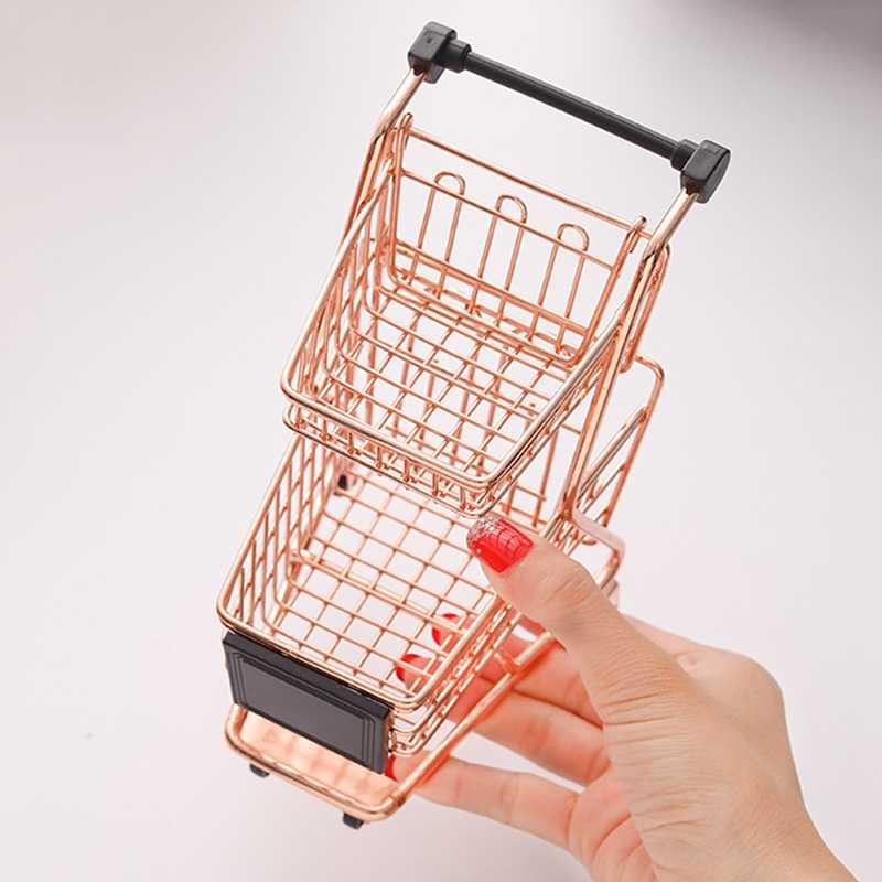 新ダブルデッキショッピングカートメイクスポンジ乾燥ラック美容パウダーパフディスプレイスタンド化粧オーガナイザー (ピンク)