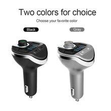 цена на UNCOM Mp3 Player Car Bluetooth MP3 Player USB Charger FM Transmitter Car Handsfree Phone