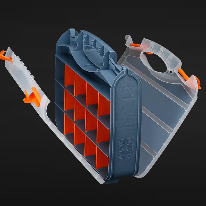 Hot DealsBox Screwdriver Parts Hardware-Tool Auto-Repair-Tool-Box Abs-Plastic Portable