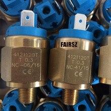 4121120T 0,3 Euroswitch Гидравлический переключатель давления механический Регулируемый регулятор давления