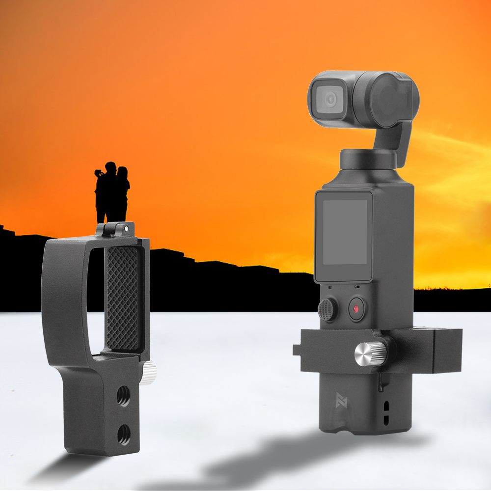 Kit Extension Pole Selfie Stick Fix Module Automotive Suction Cups Pocket Handheld Gimbal Stabilizer Mount Bracket For FIMI PALM