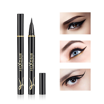 Quick-drying Eyeliner Waterproof And Sweat-proof Smooth Liquid Non-halo Dyeing Durable Eyeliner image