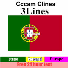 Cccam cline Oscam Cline Germany europe best Cccam 1 year Spain for Satellite tv Receiver DVB-S2 gtmedia nova v8 v9(China)