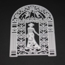 AZSG wedding love  Cutting Dies For DIY Scrapbooking Die Decoretive Embossing Stencial Decoative Cards Cutter
