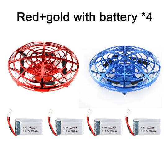 Mini Magic Flying RC drone UFO Ball Hand Sensing Aircraft small Helicopter Infraed Induction flayaball Quadcopter Dron Kids toys