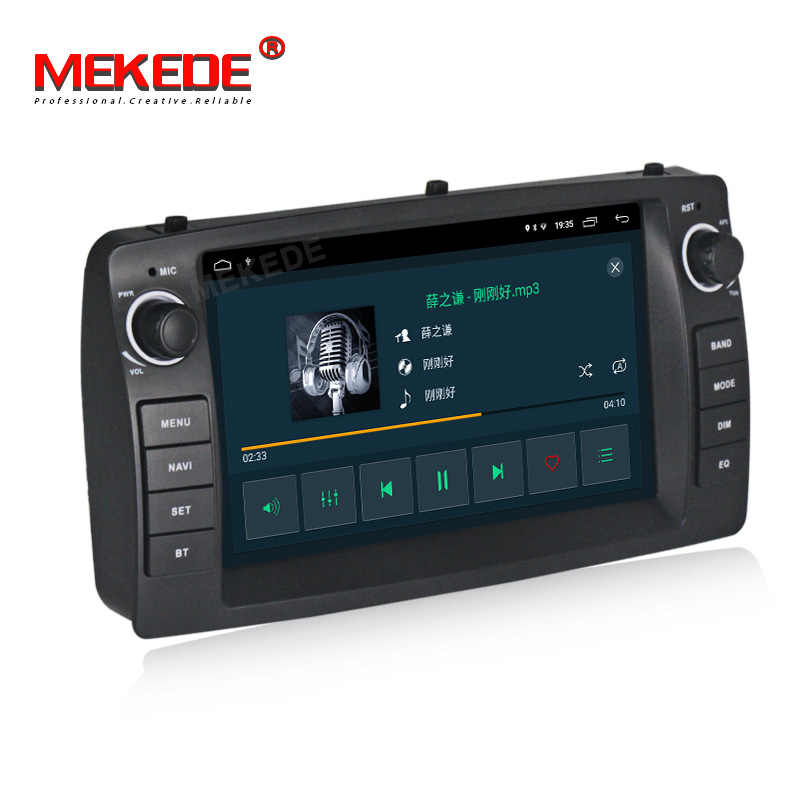 MEKEDE 2+32G  Android 9 2 Din Car DVD Player For Toyota Corolla E120 BYD F3 2000 2005 2006 Radio Multimedia Head Unit Stereo GPS