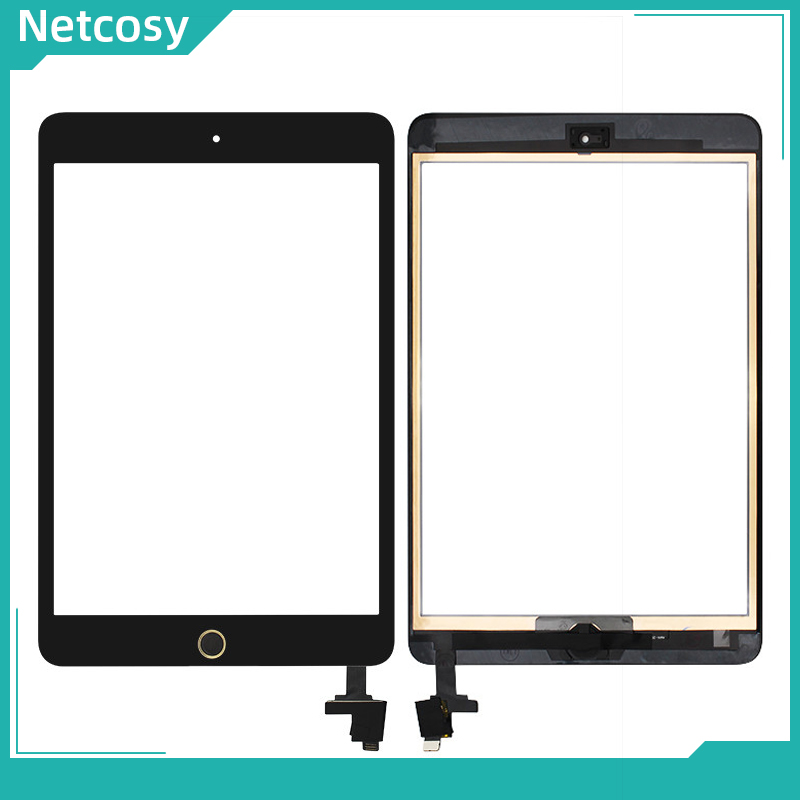 Touch Screen Digitizer Glass Assembly For Ipad Mini A1432 A1454 A1455 A1489 A1490 A1491 Tablet Screen Repair For Ipad Mini 1/2