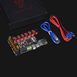Image 5 - BIGTREETECH SKR PRO V1.2 32Bit Control Board+TFT35 V2.0+TMC2130 SPI TMC2208 TMC2209 Uart 3D Printer Parts skr V1.4 MKS GEN L