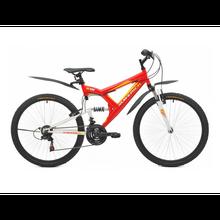 Горный велосипед Maverick S15 26.0 (2017) , цвет красный/белый